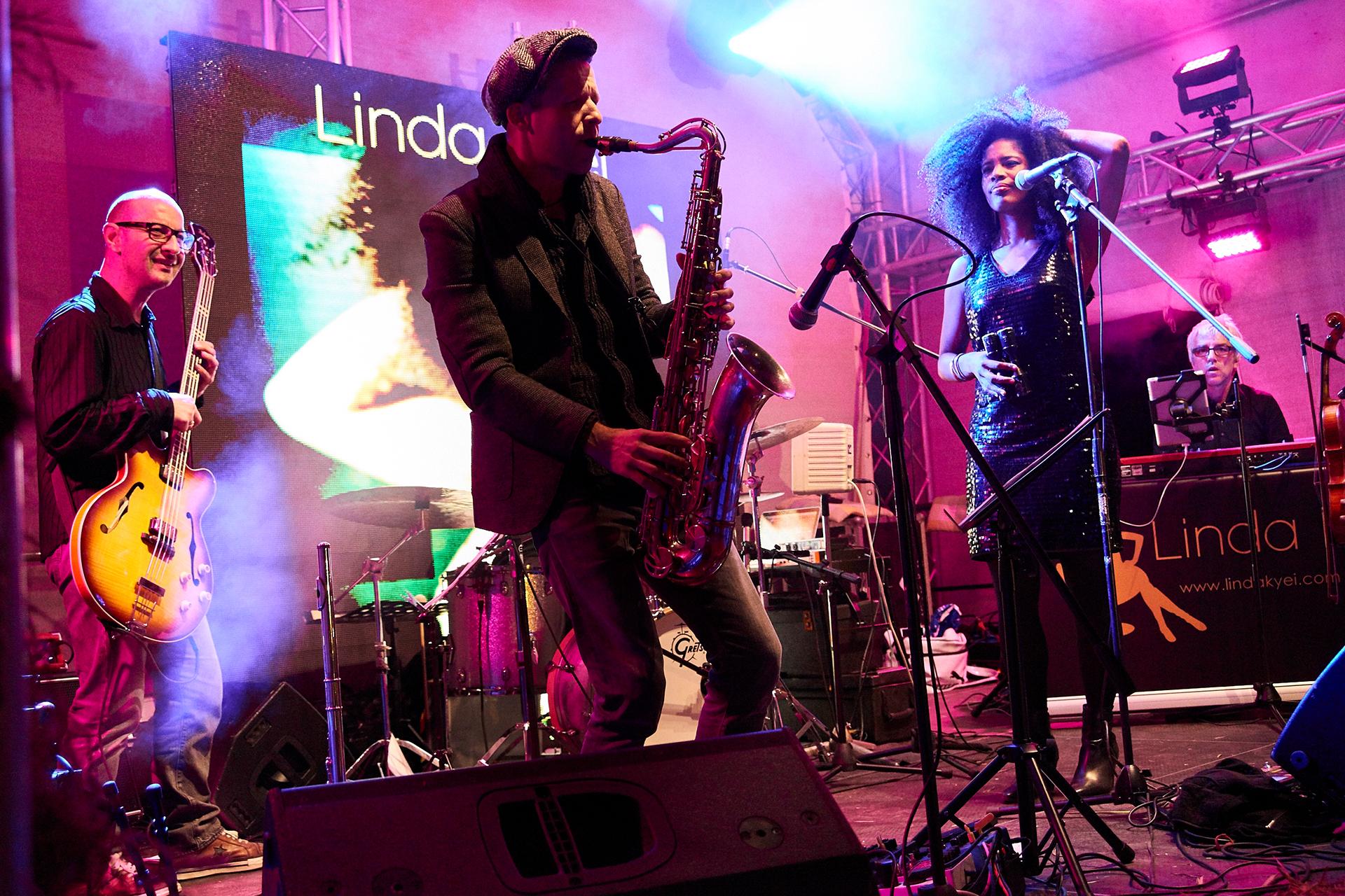 Linda Kyei Band Banner 06