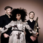 Linda Kyei Band Trio // Foto: Frank&Steff