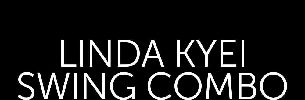 Logo Linda Kyei Swing Combo Footer