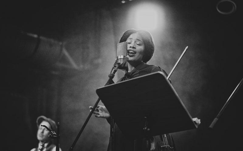 Linda Kyei Swing Combo  / Foto: Fotonoid